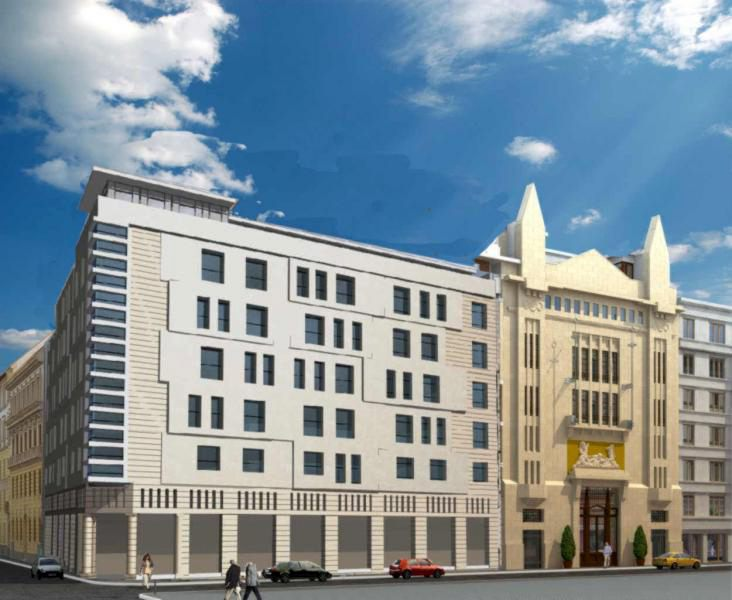 Hotel zara hung ria f rd budapest for Zara hotel budapest